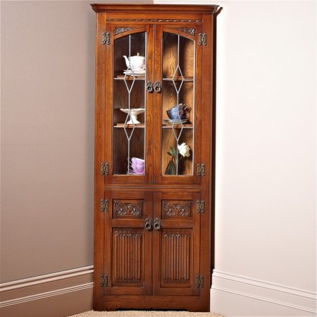 Old Charm - OC 2796 Corner Cabinet