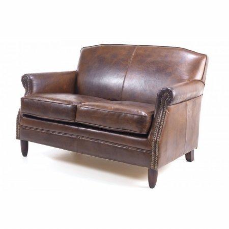 Ancient Mariner - Vintage Leather 2 Seater Sofa