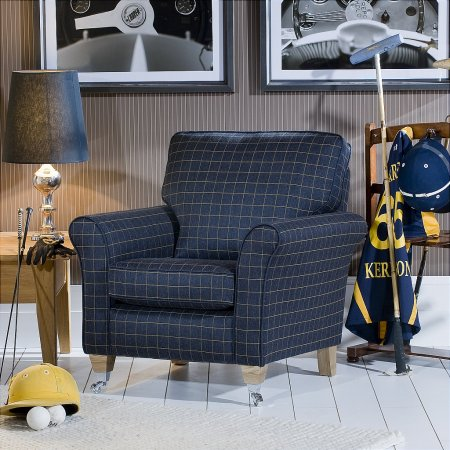 Alstons Upholstery - Vermont Accent Chair