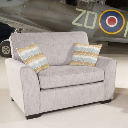 Alstons Upholstery - Spitfire Snuggler