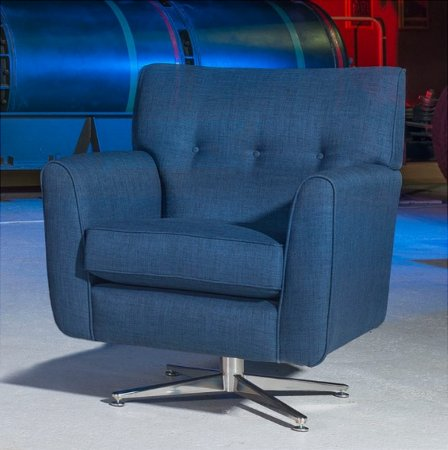 Alstons Upholstery - Spitfire Swivel Chair