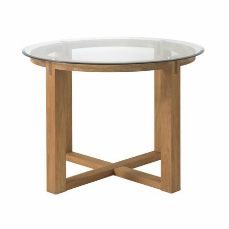 Sturtons - Royal Oak Glass Table