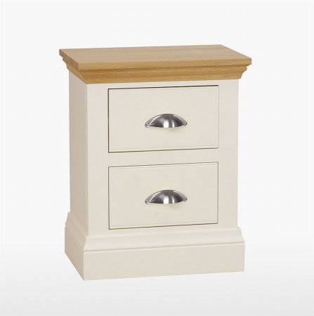 TCH - Coelo 2 Drawer Bedside Chest