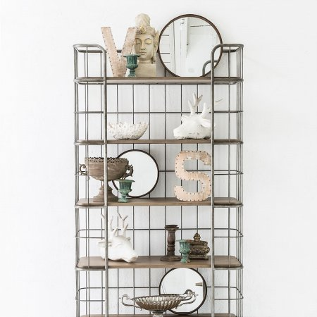 Willis And Gambier - Camden Bakery Rack Display Unit