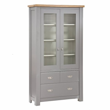 Willis And Gambier - Genoa Glazed Display Cabinet