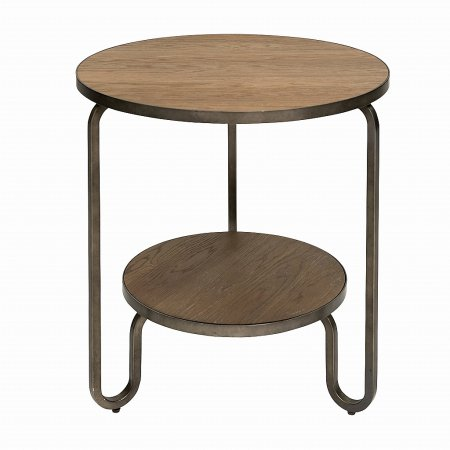 Willis And Gambier - Camden Side Table Round