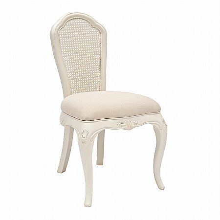 Willis And Gambier - Ivory Bedroom Chair
