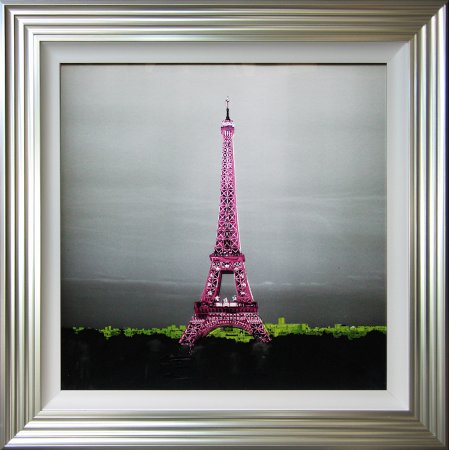 Liquid Art - Cityscapes Pinky Tower