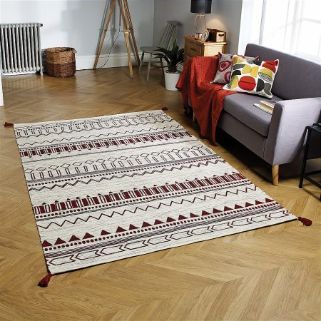 3038/Oriental-Weavers/Beni-Rug-Red