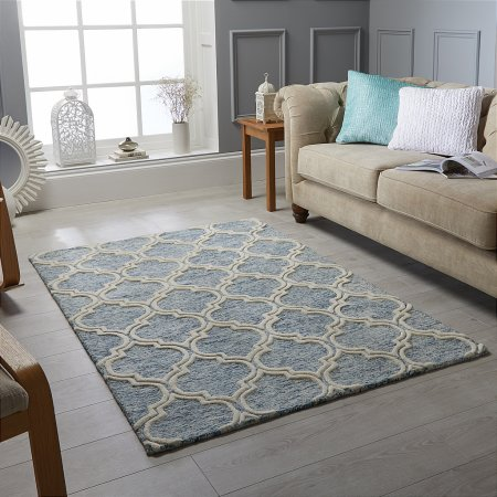 Oriental Weavers - Medina Rug Blue