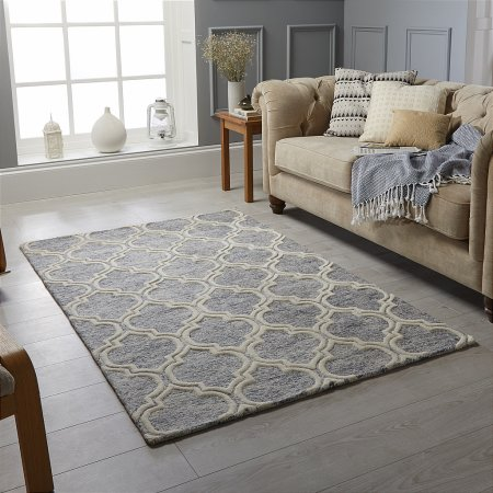 Oriental Weavers - Medina Rug Grey