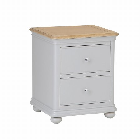 Kettle Interiors - MN 2 Drawer Bedside Cabinet
