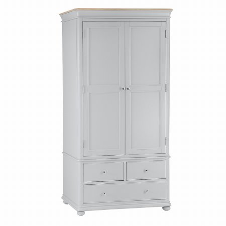 Kettle Interiors - MN 2 Door 3 Drawer Wardrobe