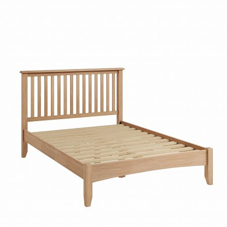 Kettle Interiors - GAO 4Ft 6in Double Bedstead
