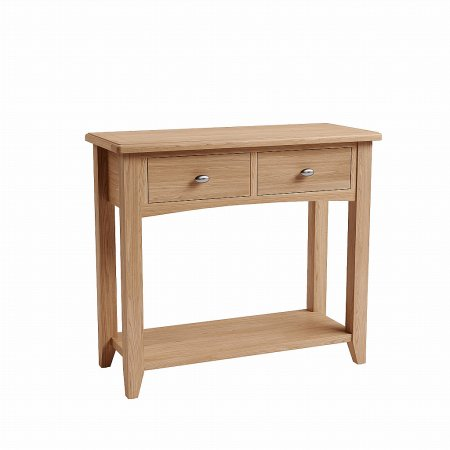 Kettle Interiors - GAO Console Table