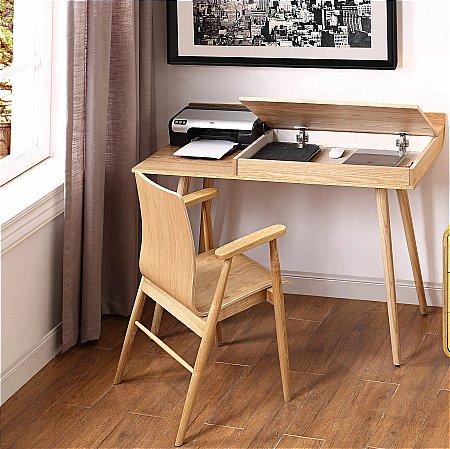3607/Jual/San-Francisco-PC710-Storage-Printer-Desk-in-Oak