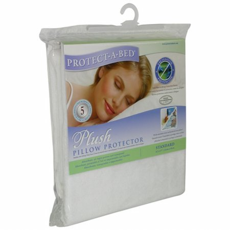 1752/Protect-A-Bed/Plush-Pillow-Protector