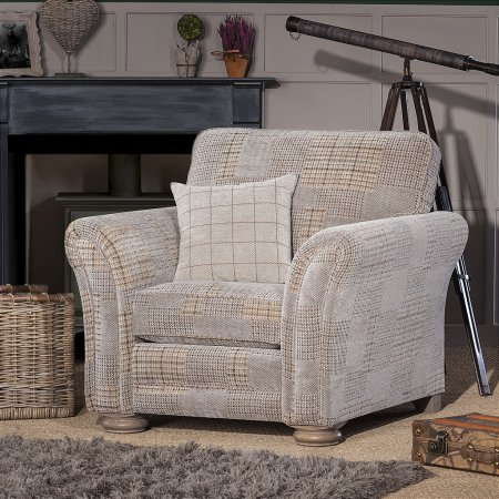 Alstons Upholstery - Ancona Chair