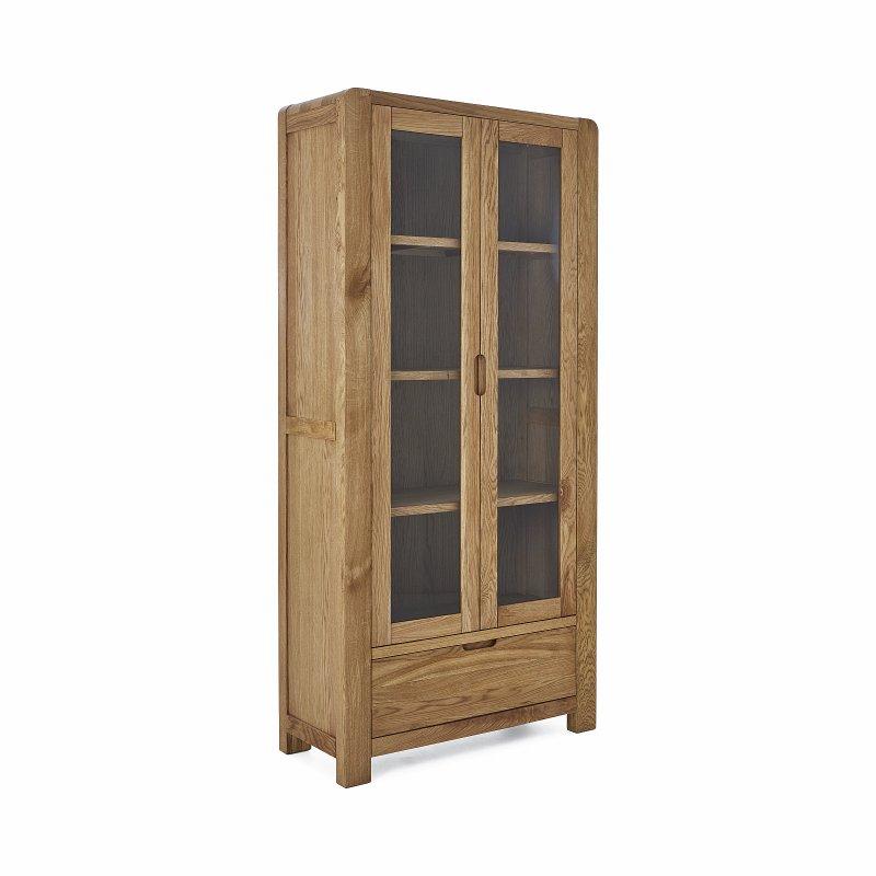 Corndell - Bergen Display Cabinet