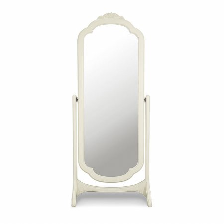Willis And Gambier - Ivory Cheval Mirror