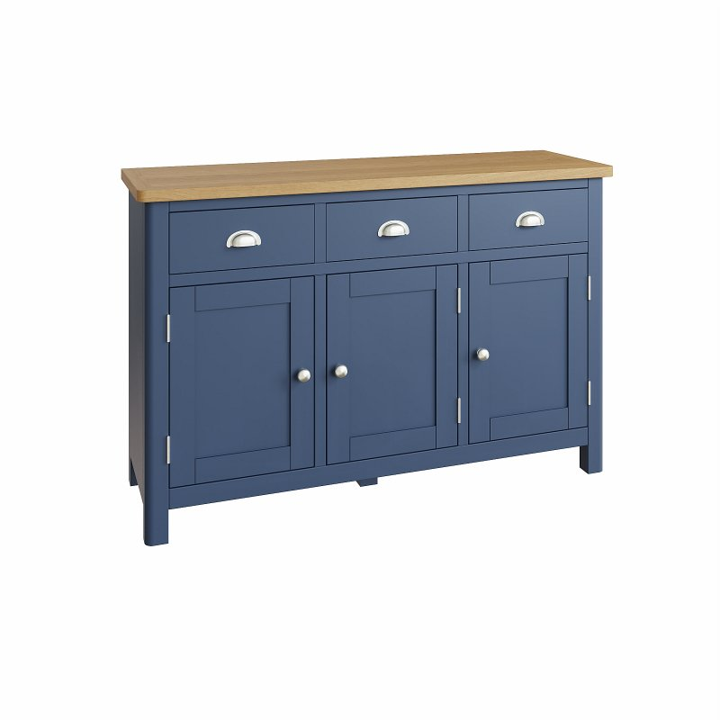 Kettle Interiors - RA 3 Door 3 Drawer Sideboard