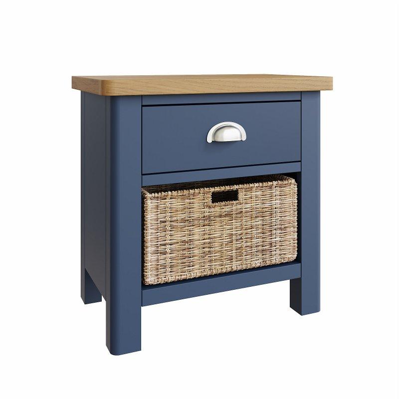 Kettle Interiors - RA 1 Drawer 1 Basket Unit