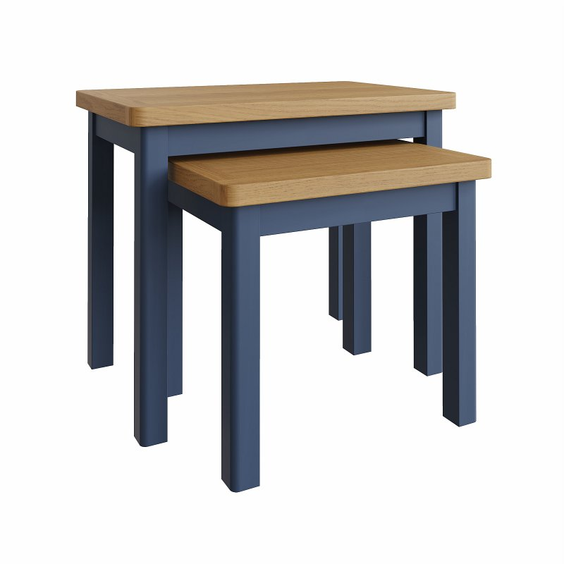 Kettle Interiors - RA Nest of 2 Tables