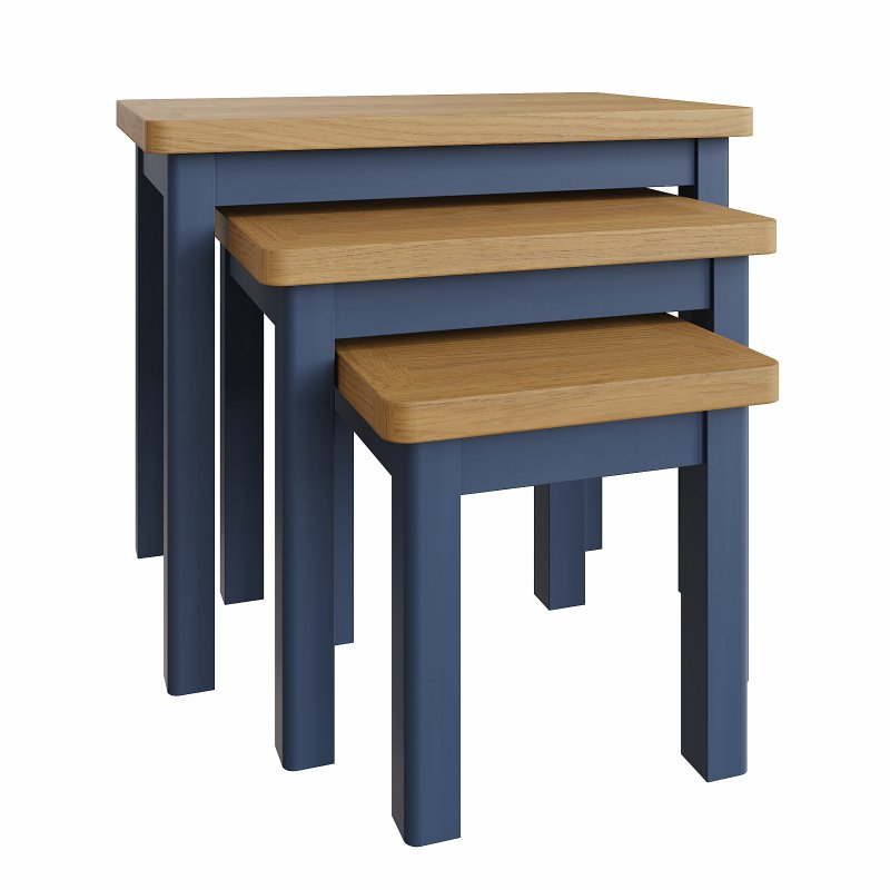 Kettle Interiors - RA Nest of 3 Tables