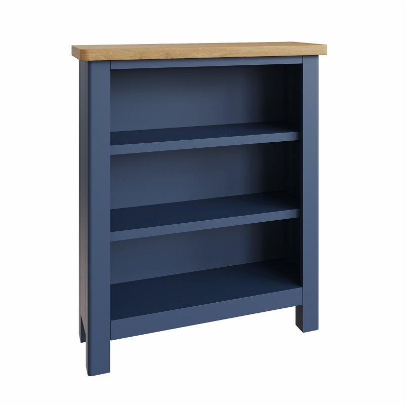 Kettle Interiors - RA Small Wide Bookcase