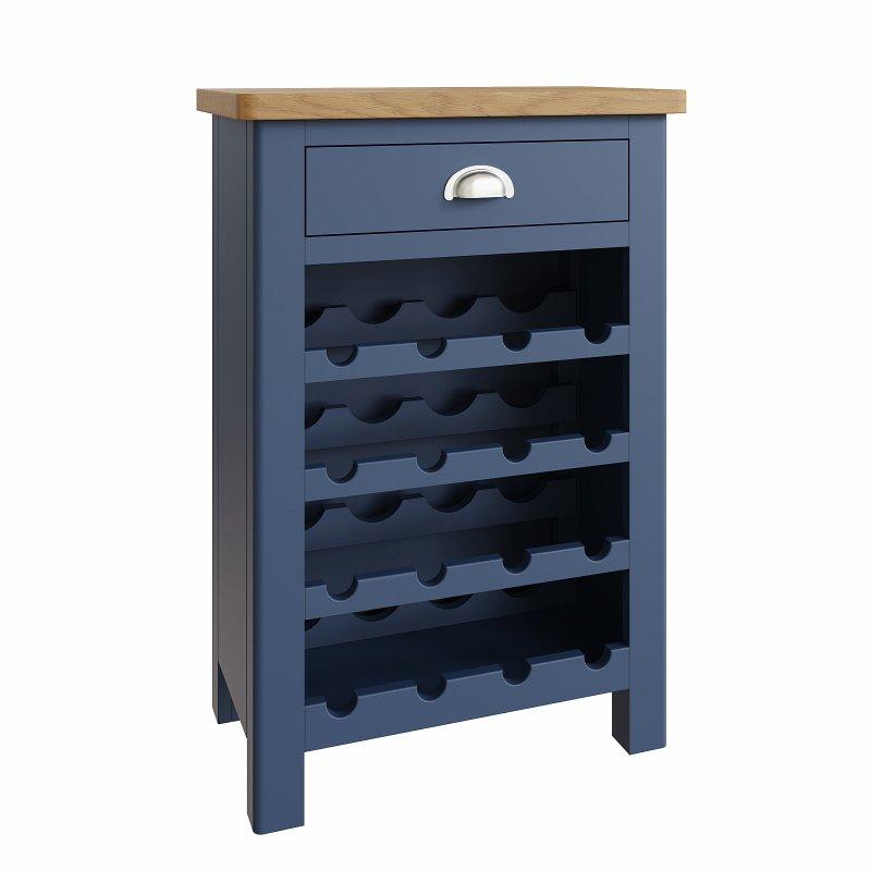 Kettle Interiors - RA Wine Cabinet