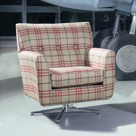 Alstons Upholstery - Tempest Swivel Chair